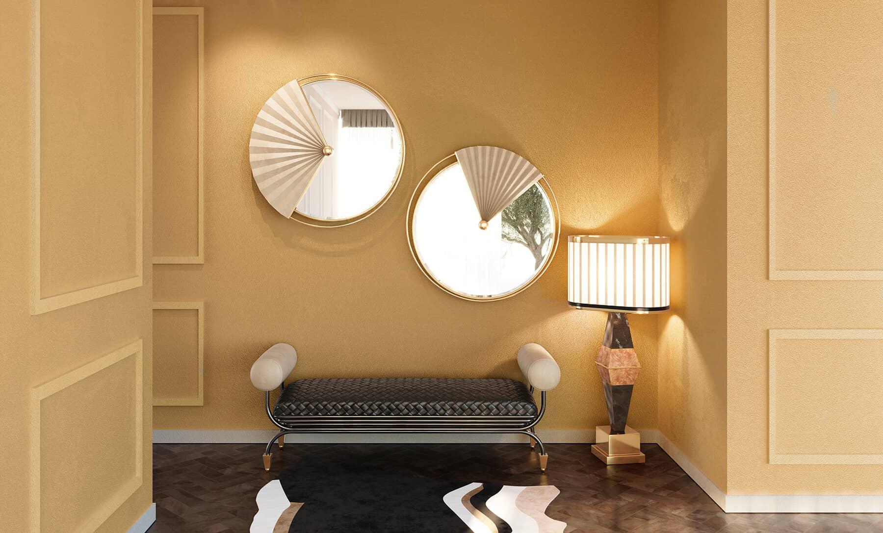 Effortless Elegance Hallway