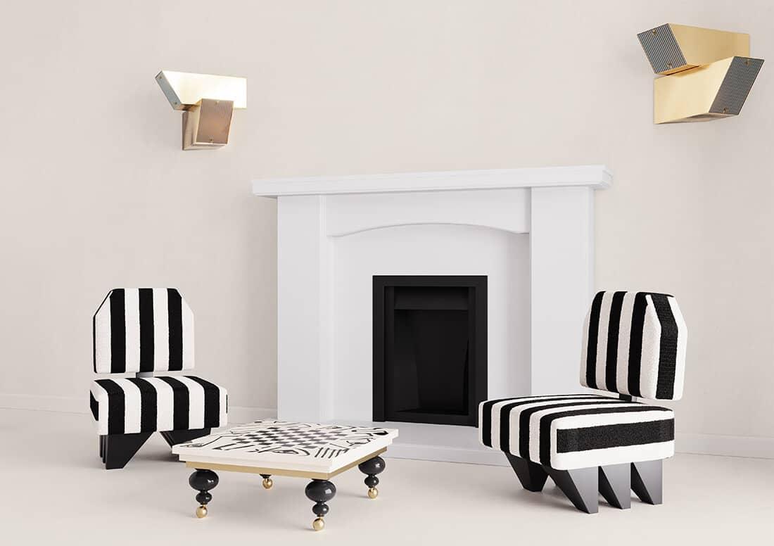 Bold & Quiet - 2021 Spring/Summer Hommés Studio's Outdoor Furniture Collection