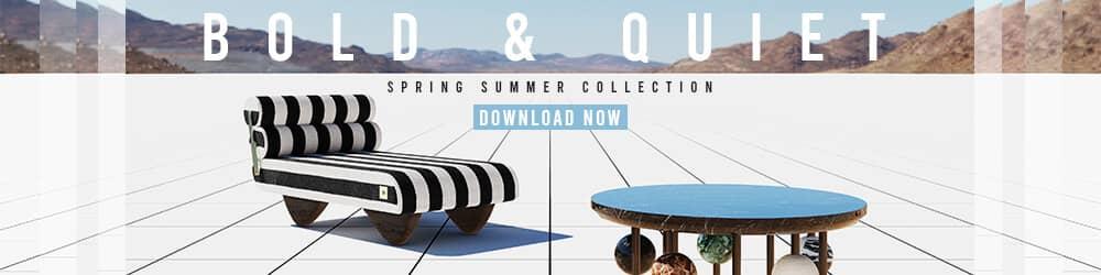 lookbook spring summer collection interior design guide ebook